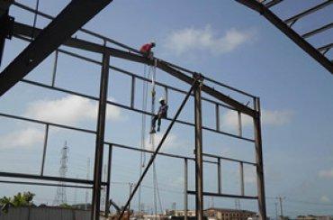 钢结构建筑安装